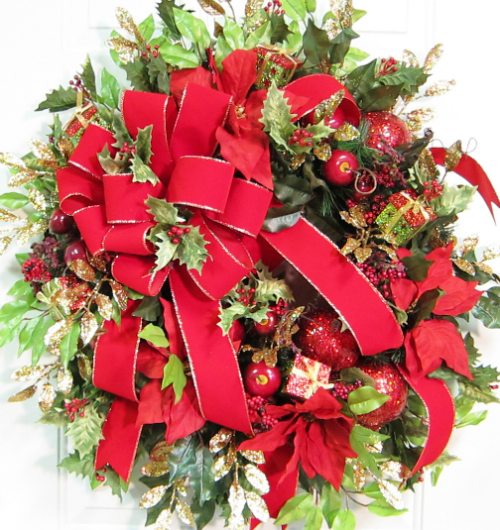 FREE Christmas Wreath
