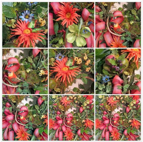 Make Summer Wreaths
