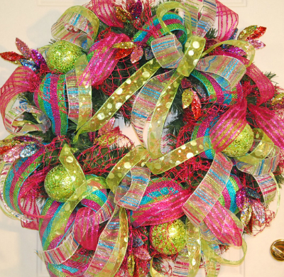 Let's Make Christmas Wreaths, Are You Ready? | Ladybug Wreaths by ...
