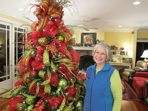 """""""Home For The Holidays With Nancy"""""""